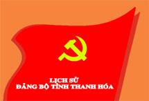 Lịch sử Đảng bộ tỉnh Thanh Hóa